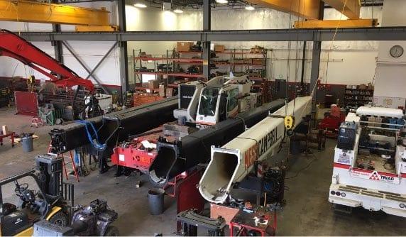 Cranes Shop Service