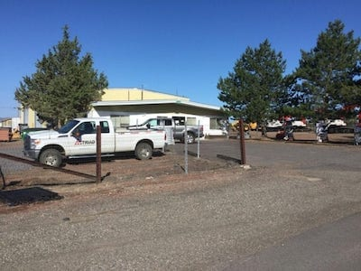 Triad Machinery Bend/Prineville Location